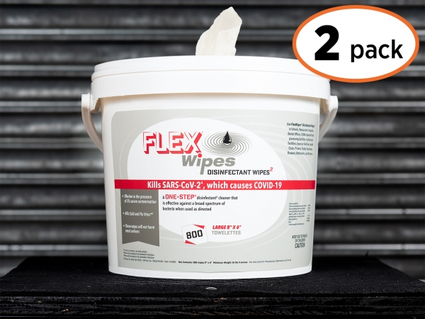 FLEXWIPES Starter Kit - 2 pack