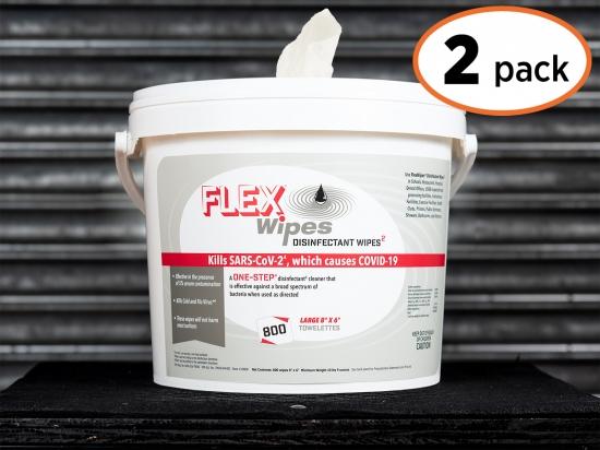 FLEXWIPES Starter Kit - 2 pack